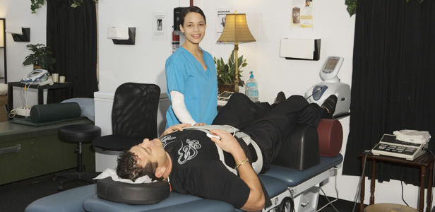 DTS Lumber / Cervical Decompression Therapy
