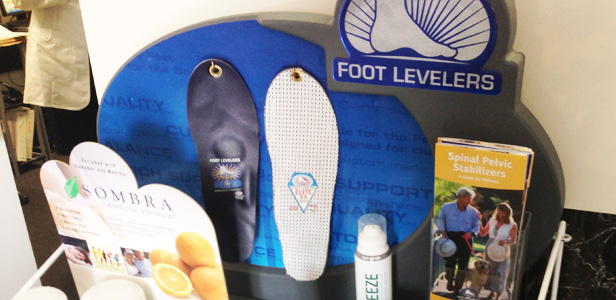 Custom Foot Orthotics by Footlevers